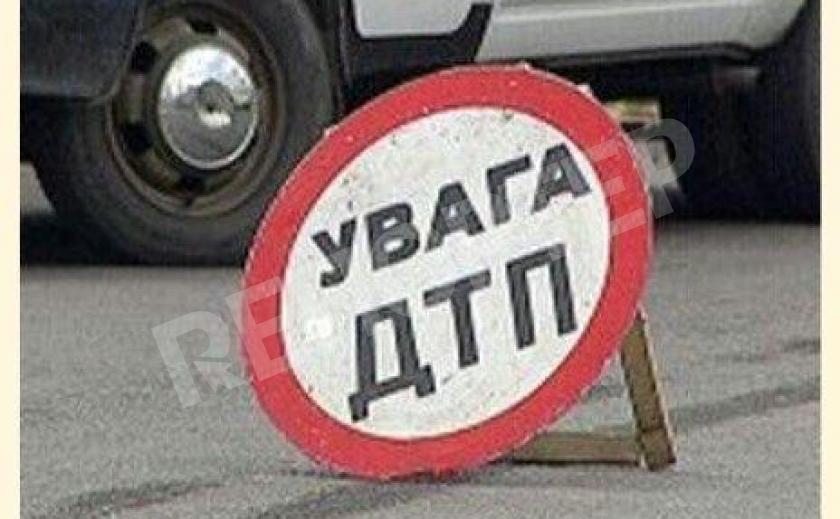 В Запорожской области на дороге столкнулись два авто, есть пострадавшие