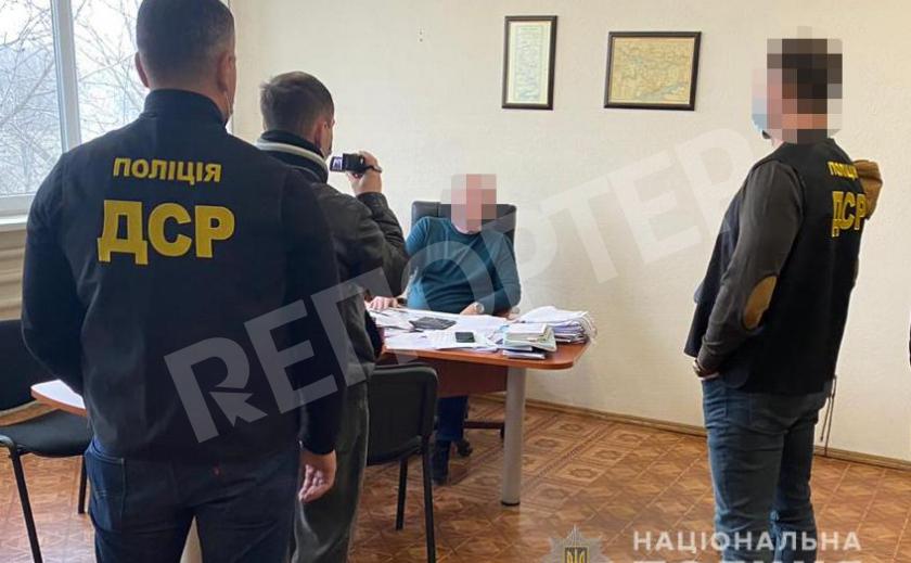 Запорожский газовщик задержан при получении «отката»