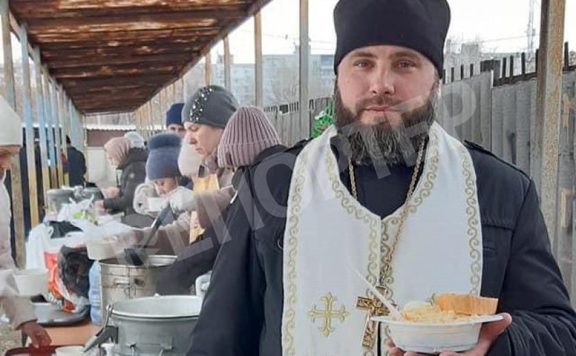Нуждающихся запорожцев волонтеры накормят с Божьей помощью