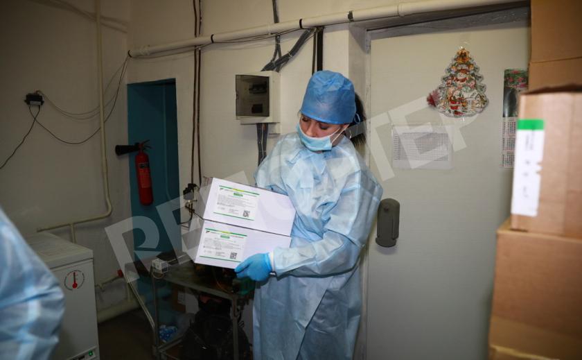 В Запорожье стартовала вакцинация: 25% медиков – отказались!
