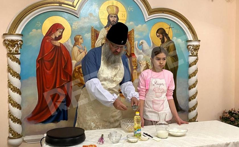Как запорожский митрополит в кулинара превратился