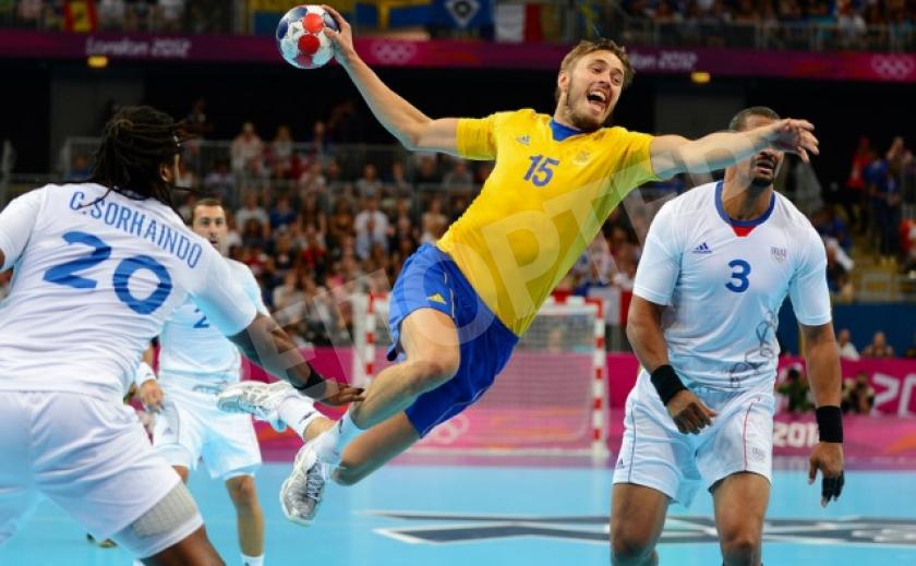 Запорожье примет чешских гандболистов