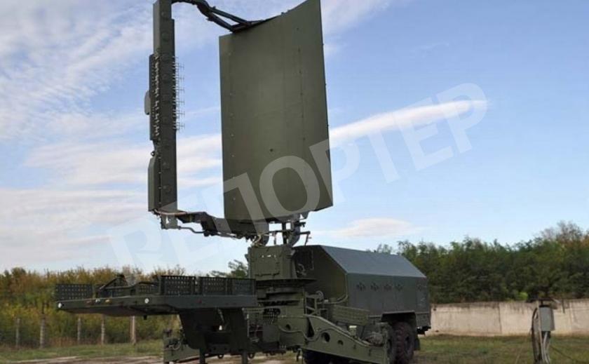 Запорожцы передали военным новый радар. Вопрос за ликвидацией врага