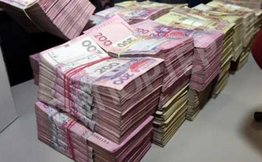 Запорожский бизнес отдал миллиард