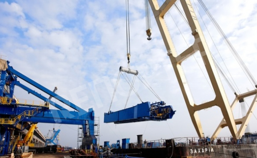 Турки сняли уникальное видео строительства Запорожского моста