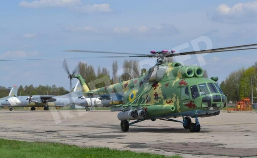 Запорожские авиастроители модернизировали вертолет