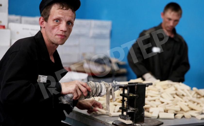 Запорожские тюремщики воруют деньги заключенных