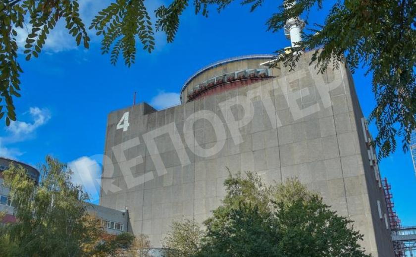 Из-за падения цен на ЗАЭС отключили энергоблок