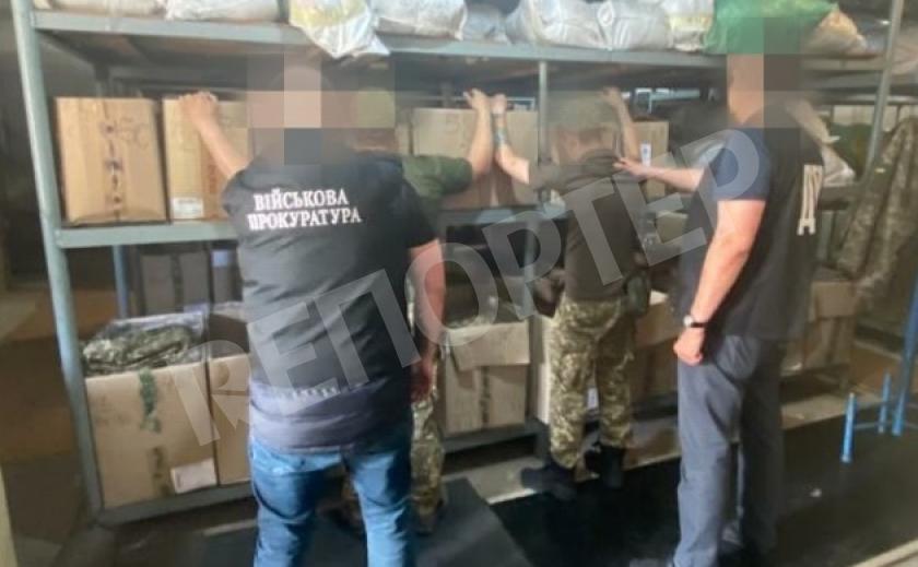 Запорожские артиллеристы «стреляли» по складам