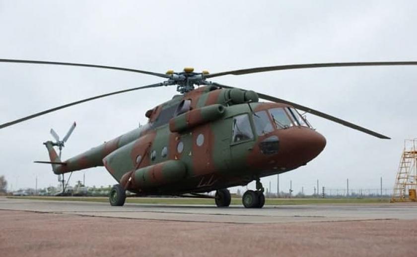 Запорожский «Мотор Сич» отремонтировал Ми-17 для Афганистана