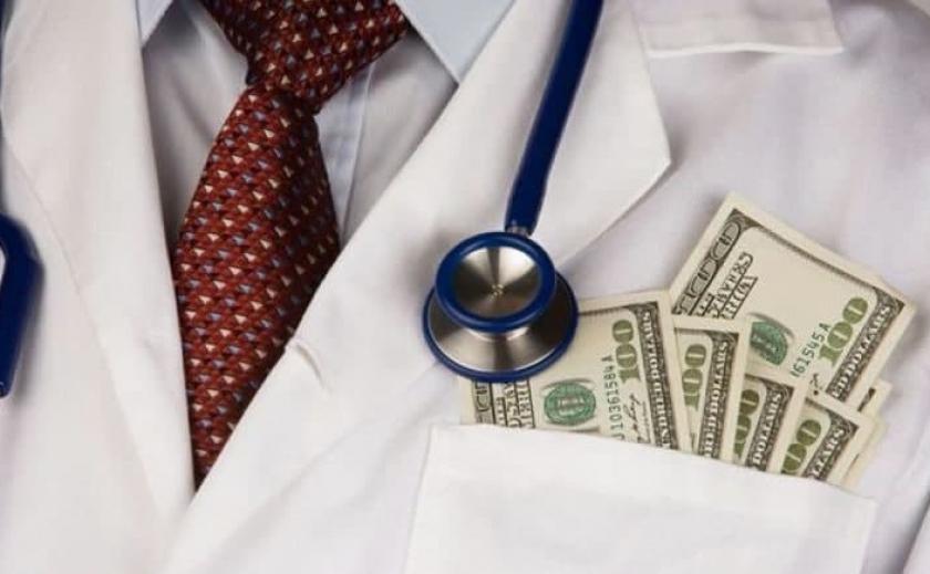 Прокуратура не дремлет: в больнице под Запорожьем процветала коррупция