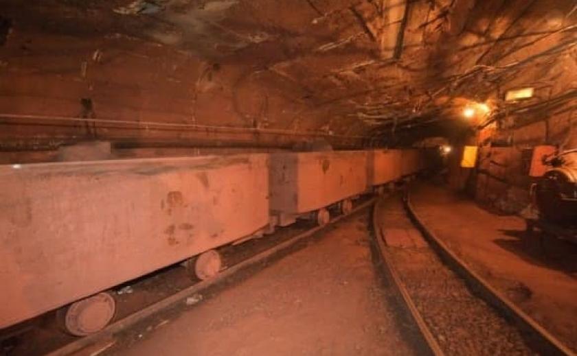 В шахте Запорожского ЖРК погиб машинист электровоза