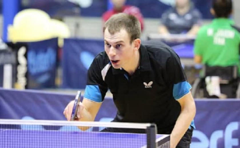Максим Николенко из Запорожья стал вице-чемпионом Паралимпиады-2020 в парном настольном теннисе