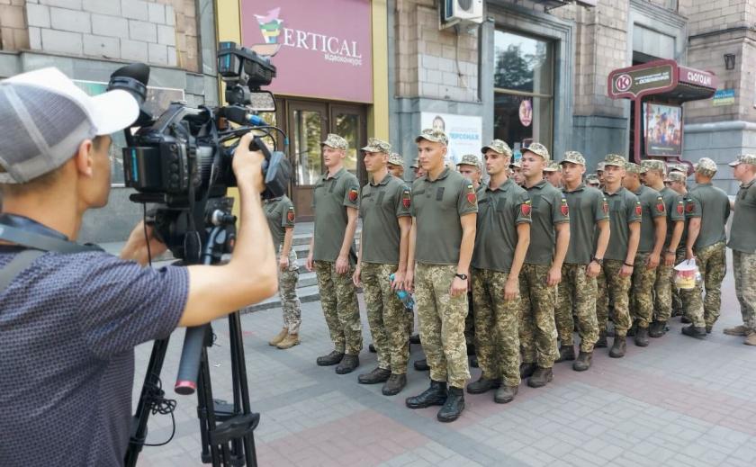 Фильм о 55-й бригаде «Запорізька Січ» признан лучшим патриотическим фильмом на кинофестивале в Каневе