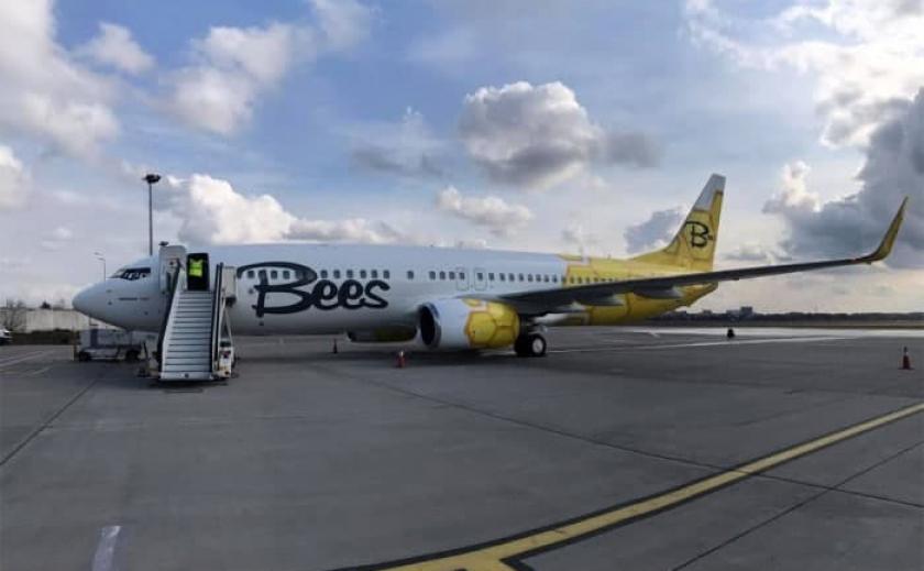 Лоукостер «Bees Airline» будет летать из Запорожья на 2 курорта Египта