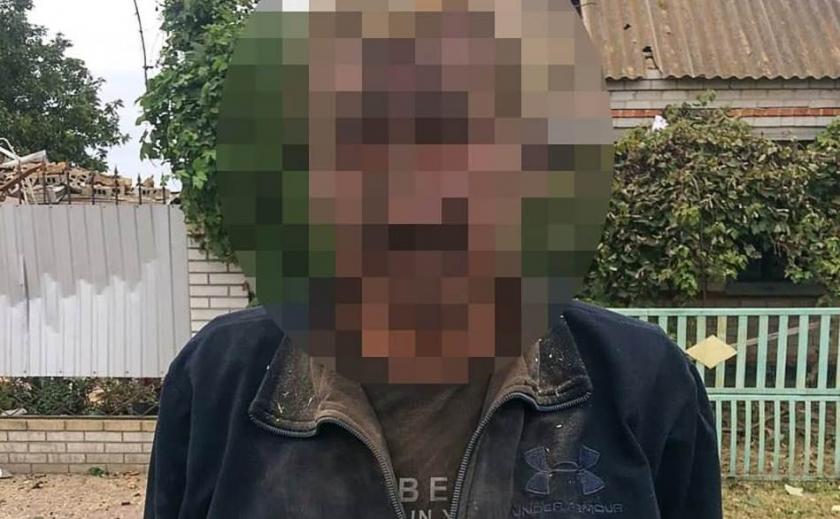 Несостоявшийся самоубийца из Запорожской области стал бездомным