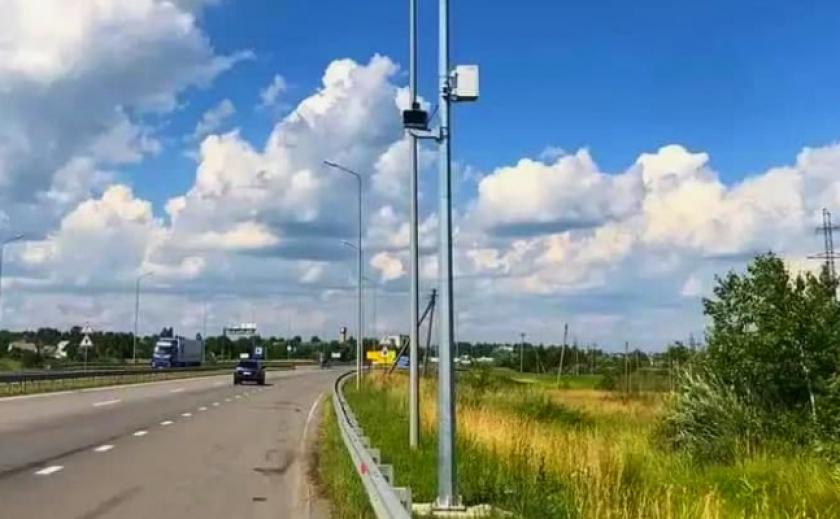 На дорогах Запорожья и Мелитополя появились 4 комплекса фиксации нарушений ПДД