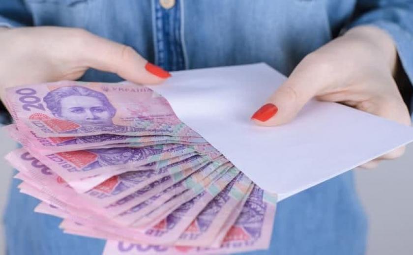 В Запорожской области средняя зарплата увеличилась на 22,1%