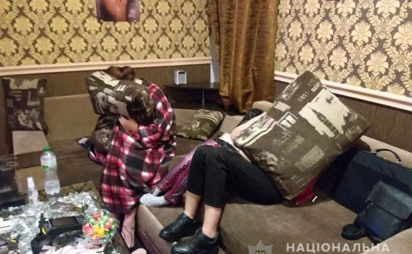 В Запорожье полиция «накрыла» 2 борделя, работавших как массажные салоны