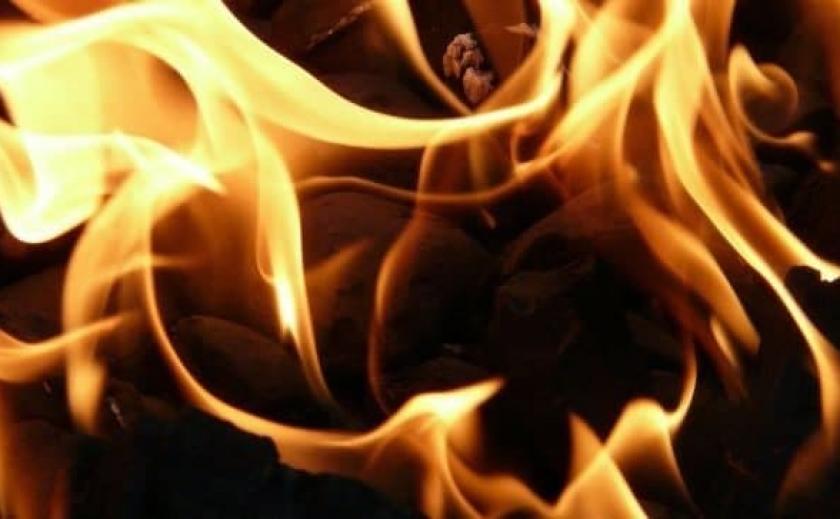 В Днепре сгорел заживо мужчина: личность устанавливается