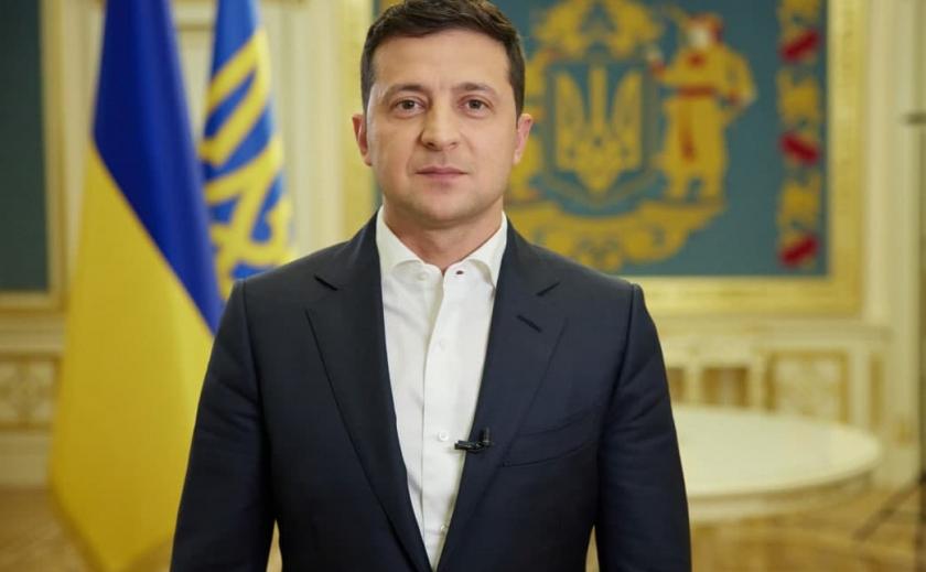 Официально: Запорожье посетит Президент Украины Владимир Зеленский