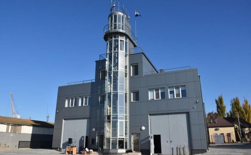 В Бердянске реконструировали Морской спасательный центр, управляющий спасательными операциями на Азовском море