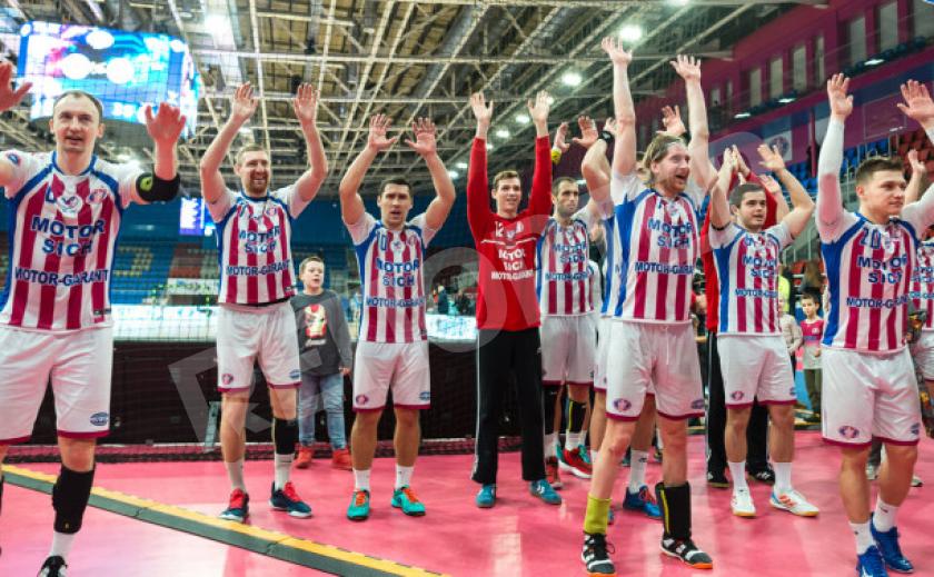 Запорожский «Мотор» стал чемпионом Украины досрочно