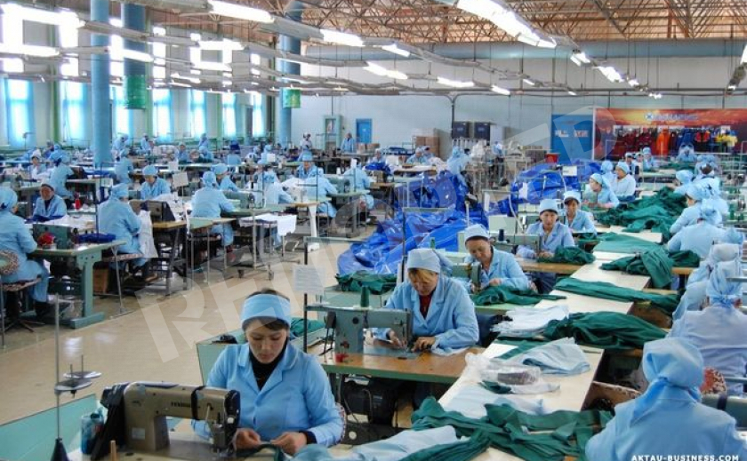 Запорожская легкая промышленность просела вдвое