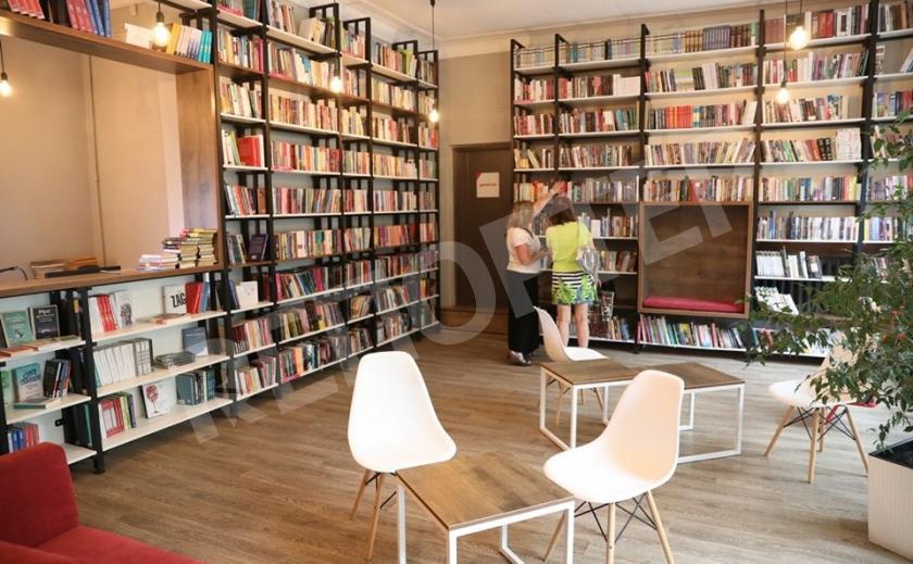 В Запорожье открылись библиотеки