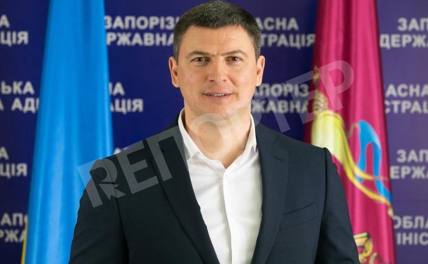 Замов губернатора Запорожья «выбивает» креативная команда
