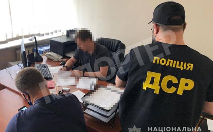 Разоблачен высокопоставленный чиновник Запорожской ОГА