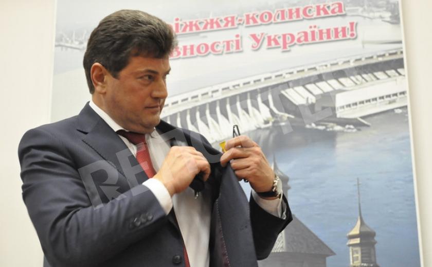 Запорожский мэр проанонсировал сессию