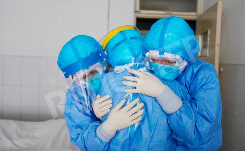 Антивирус. Выздоровевших запорожцев больше заболевших