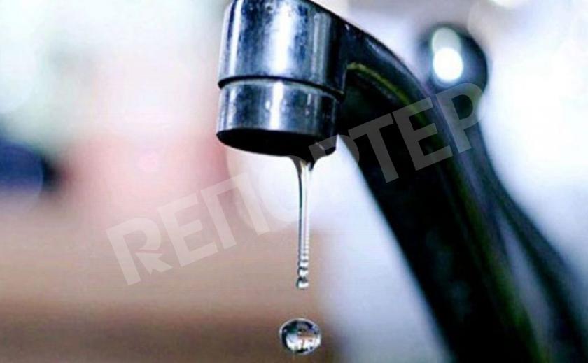 Запорожье останется без воды АДРЕСА
