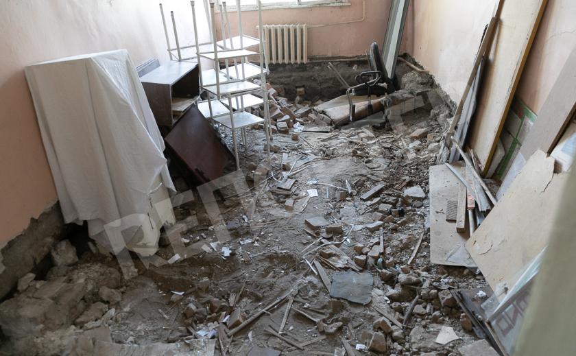 Запорожские больницы оказались не готовы